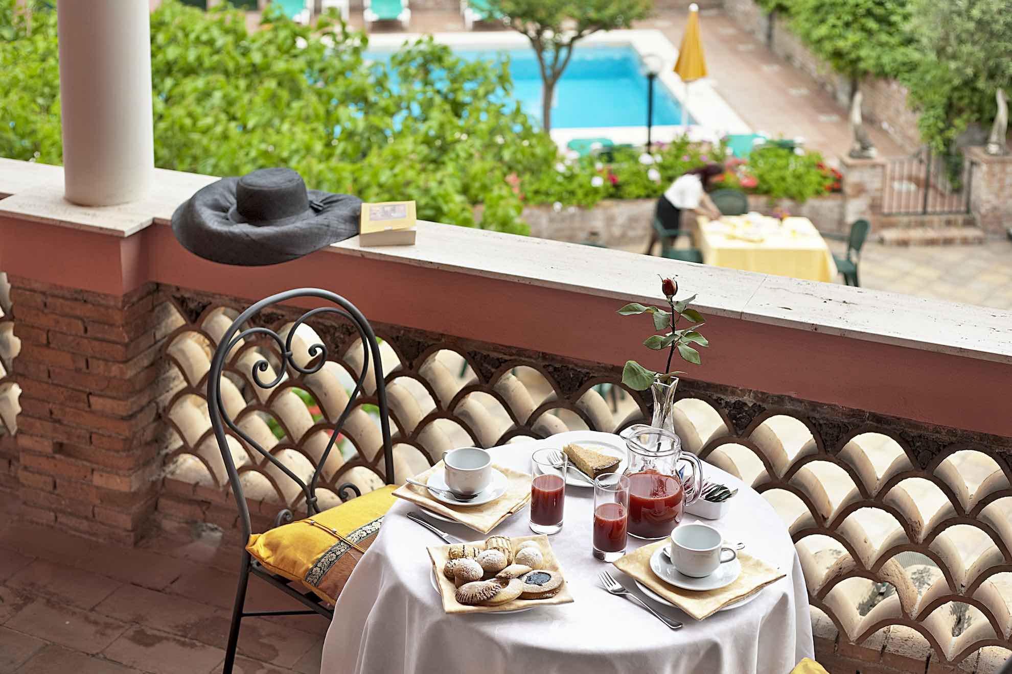 Hotel in Taormina